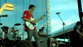 """Only In Dreams"" in HD - Weezer 5/21/11 Washington DC"