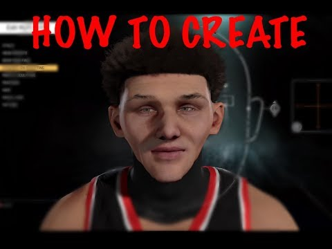 NBA2K16| CHESSER FACE CREATION