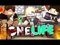 The Beginning! | One Life | Minecraft Hardcore Survival Ep.1