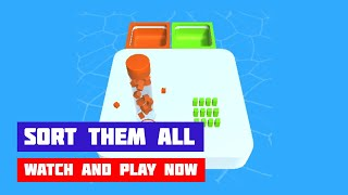 Sort Them All · Game · Gameplay