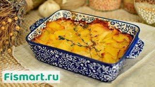 Картофельная запеканка Рецепт