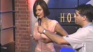 Catherine Bell On Howard Stern 07-24-02