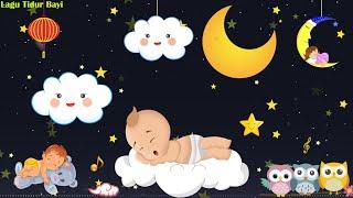 Lagu tidur bayi - Musik untuk bayi tidur nyenyak dan perkembangan Otak #073 - Lagu Pengantar Tidur