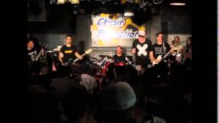 Calling Hours - Bane @ Chain Reaction 6/6/14