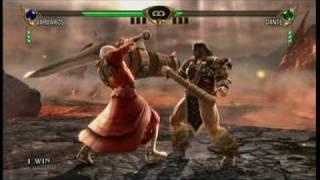 Soul Calibur 4 #4 - Devilish Barbarian
