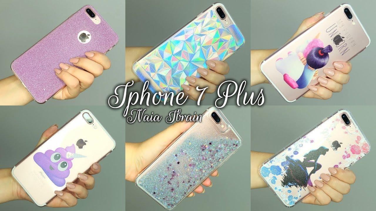 63110d954d4 Haul de fundas para Iphone 7 Plus! Aliexpress - YouTube