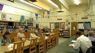 Granada Hills Neighborhood Council Planning Land Use meeting October 28, 2015