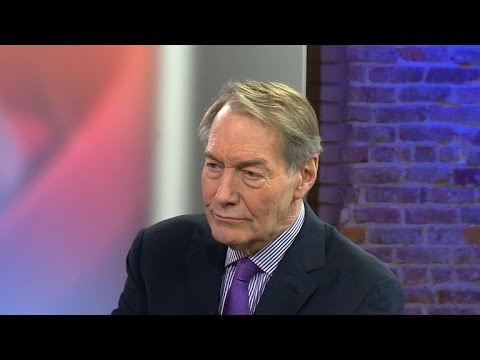 Charlie Rose discusses his interview with Vice President Joe Biden