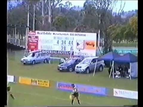 Cougars 2005 highlights