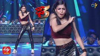 Mythri  Performance | Dhee 13 | Kings vs Queens | 28th July 2021 | ETV Telugu