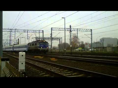 Ep07-1059 z Berlin-Gdynia Express - Poznań Wschód