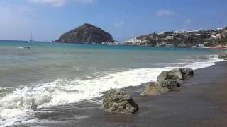 Ischia Maronti beach. Walking toward the fumaroles 2