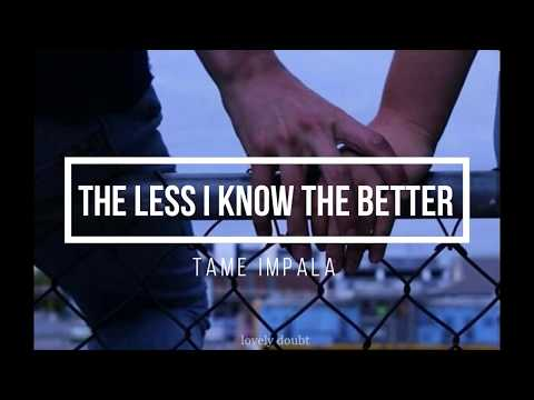 Tame Impala - The Less I Know The Better (sub. Español).