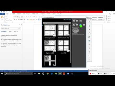 Generate QR Code Using Zxing Android Studio Programmatically