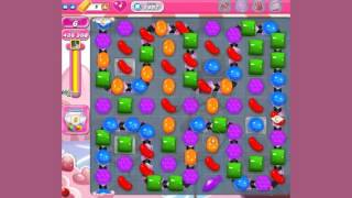 Candy Crush Saga Level 1497  -  no boosters
