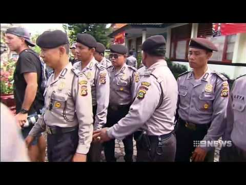 Schapelle Corby Leave Bali | 9 News Perth
