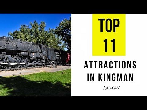 Top 11. Best Tourist Attractions in Kingman - Arizona