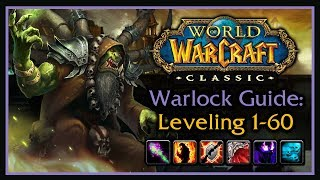 Classic WoW: Hexenmeister Level Guide 2.0 (Talente, Zauberstab Progression, Rotation, Makros, Tipps & Tricks)