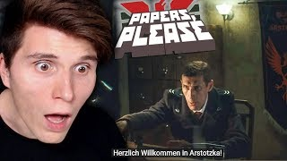 Der Papers, Please FILM