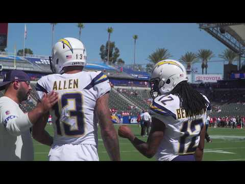 Mic'd Up: Keenan Allen vs. Kansas City