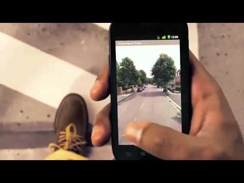 Google Nexus S Commercial