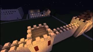 Minecraft: Fred's Roman Urban centre Part 1 Thumbnail