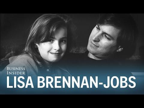 The story of Lisa Brennan-Jobs