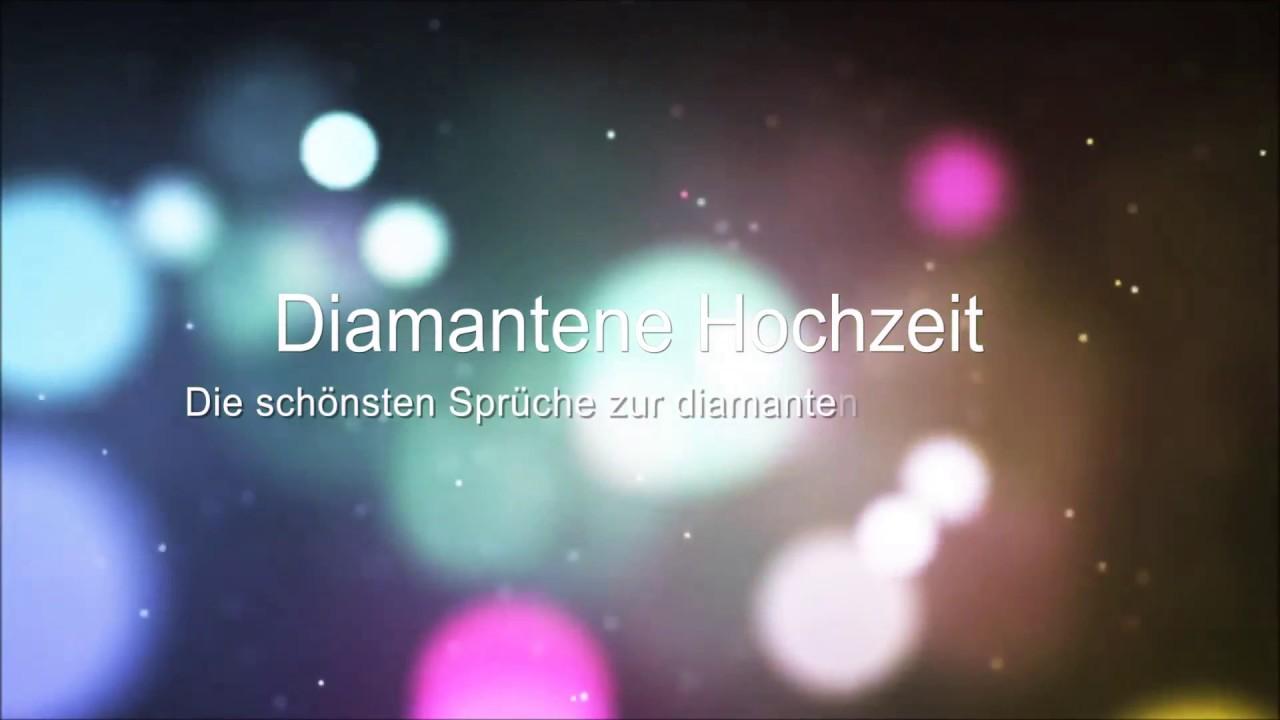 Diamantene Hochzeit Sprüche Wwwhochzeit Selber Planencom