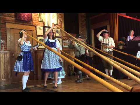 Octoberfest at Bell's Eccentric Cafe