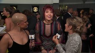 Lauren Daigle Red Carpet Interview | 2019 GRAMMYs