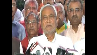 Residents of Bihar clearly showed what kind of govt they want: Nitish Kumar thumbnail