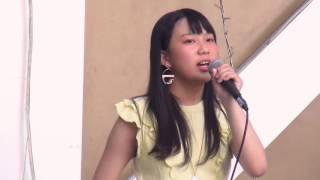 丸山純奈「明日への手紙 (手嶌葵)」2016/05/22 あべのAステージ