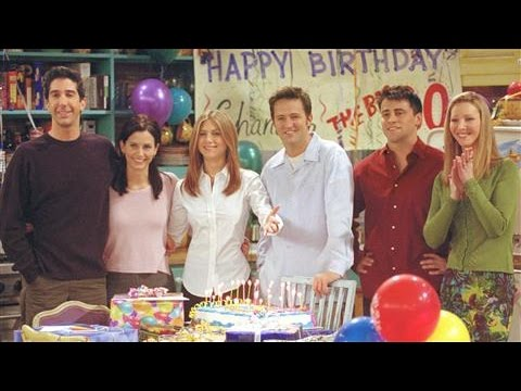 'Friends' Cast to Appear in Special Episode