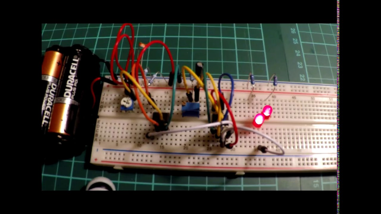 555 Timer And Op Amp Youtube Lm555 Circuits Pearltrees