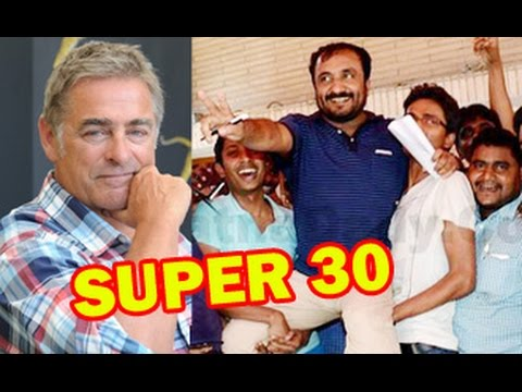 Super 30 Poor Students in French Movie, 'The Big Day'  Pascal Plisson, Anand Kumar, IIT Exam