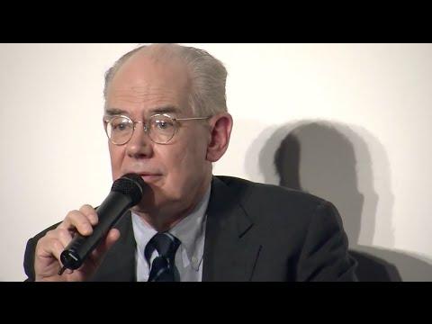 Wer eskaliert im Ukraine-Krieg? Podium mit John Mearsheimer.