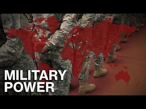 Thumbnail: What Are The World's Most Powerful Militaries?
