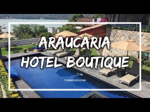 Araucaria Hotel Boutique en Valle de Bravo