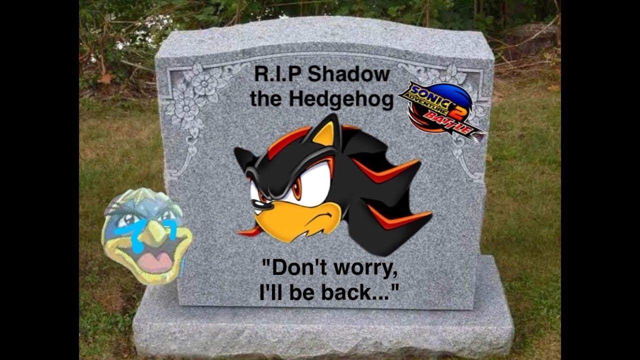 Sonic Adventure 2 Finale: Shadow