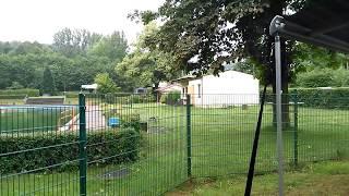 Wohnmobilstellplatz in Polenz am Waldbad