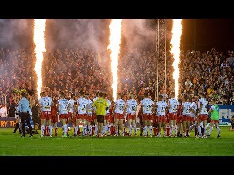 Semi Final: Cas v Saints