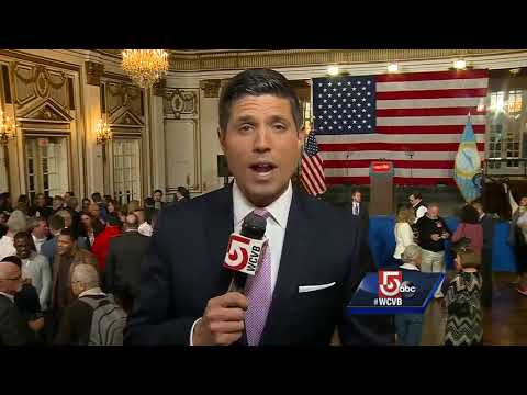 Marty Walsh reelected as mayor of Boston