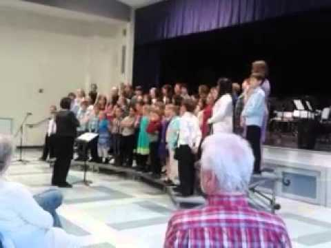 Pizza Love by Searsport Elementary School Chorus