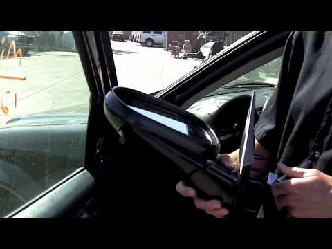 Tutorial 3 How To Replace A Side Mirror Youtube