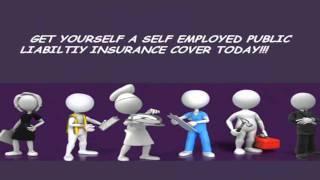 Self Employed Public Liability Insurance