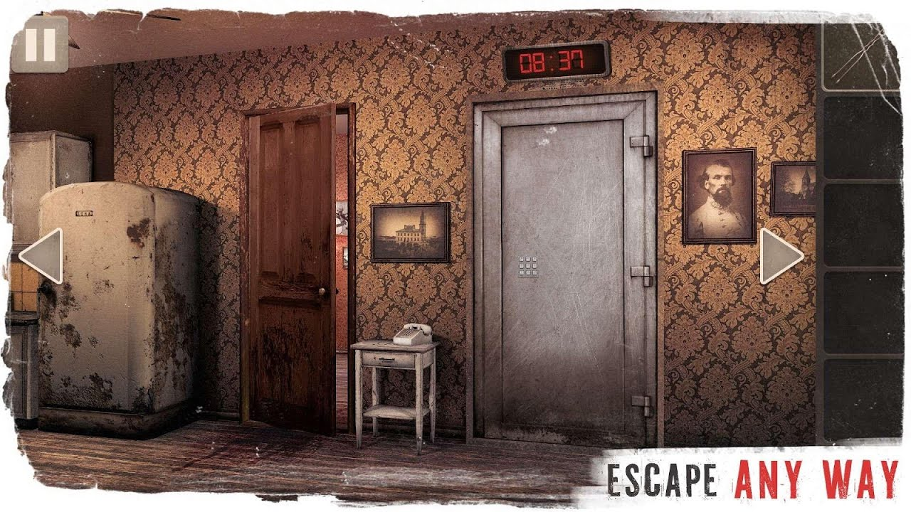 Can You Escape  Cheats Room