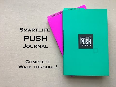 Smart Life Push Journal- Full Review and My Thoughts