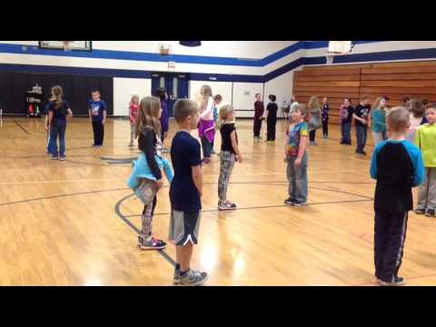 Square Dance For Kids - Instructional Video