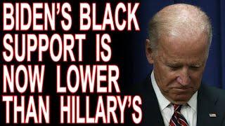Biden: Crumbling Black Support & Still No VP Chosen
