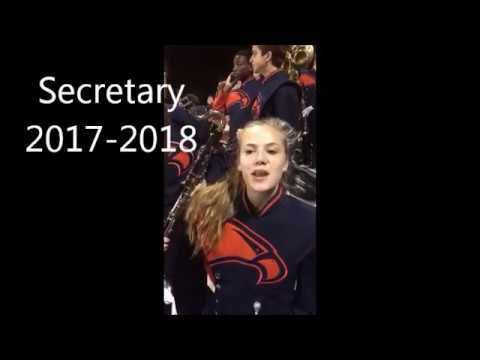 Secretary Tri-M Audition Video 2017-2018 (Payton)